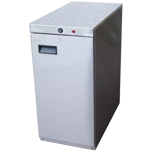 Falcon Pro Lite Pedestal Hot Cupboard and Lid 300mm