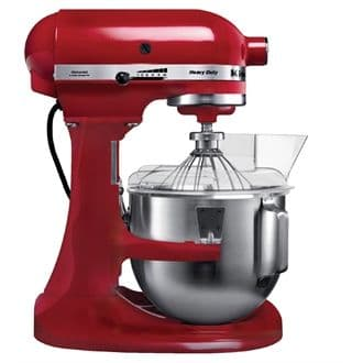 KitchenAid K5 Commercial Mixer - RED - DN677