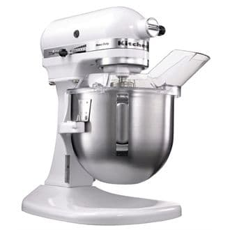 KitchenAid K5 Commercial Mixer - WHITE - J498