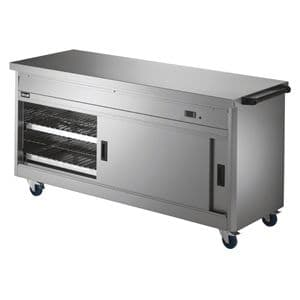 Lincat Panther 670 Series Hot Cupboard with Plain tops Width 1775mm