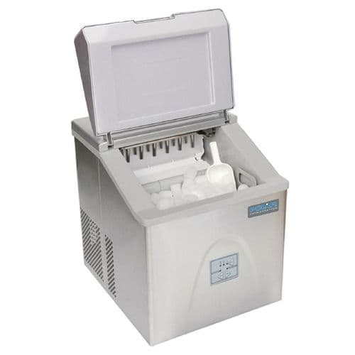 Polar Counter Top Ice Maker 15kg Output - G620