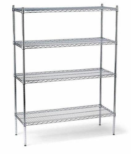 Vogue Wire Shelving - 1200mm - L928