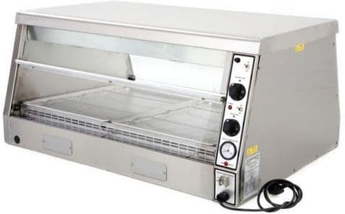 Archway HD2 Electric Heated Chicken Display 2 Pans