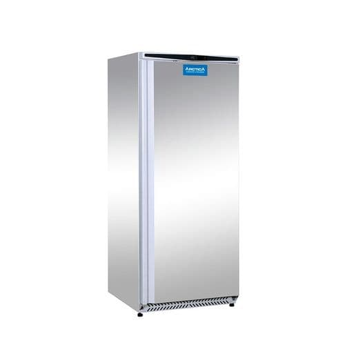 Arctica 600Ltr Upright Single Door Stainless Steel Refrigerator - HED106