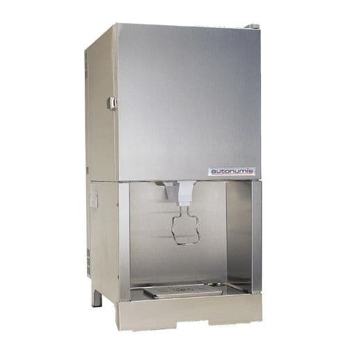 Autonumis LGC00002 Stainless Steel Pergal Milk Dispenser 3 Gal/13.6L