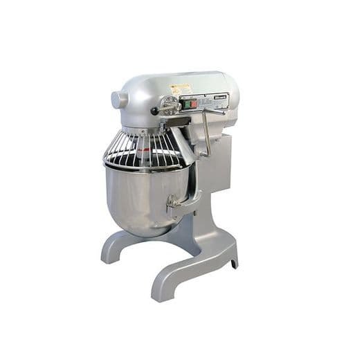 Blizzard 550W Silver 10 Litre Planetary Mixer - FMX10