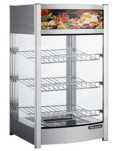 Blizzard Counter Top Heated Display - CTH97
