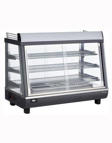 Blizzard Counter Top Heated Display - HSS136
