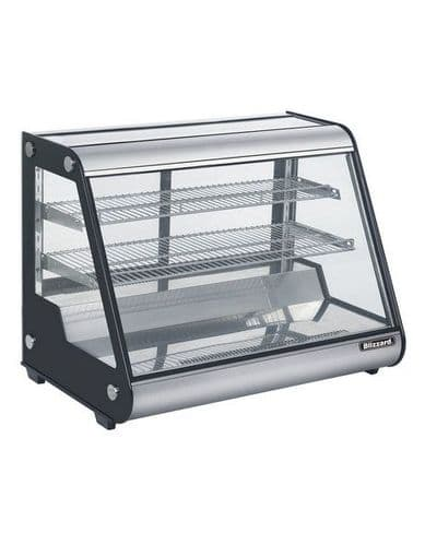 Blizzard Counter Top Refrigerated Display - COLDT2