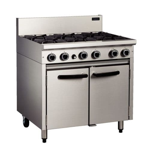 Blue Seal Cobra Natural Gas Range CR9D-NAT - CE351-N