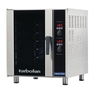 Blue Seal Convection Oven E33D5 - 5 x GN 1/1