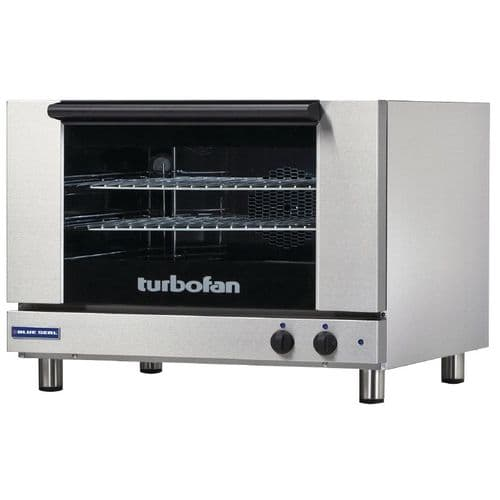Blue Seal Turbofan Electric Convection Oven E27M2 - DL444