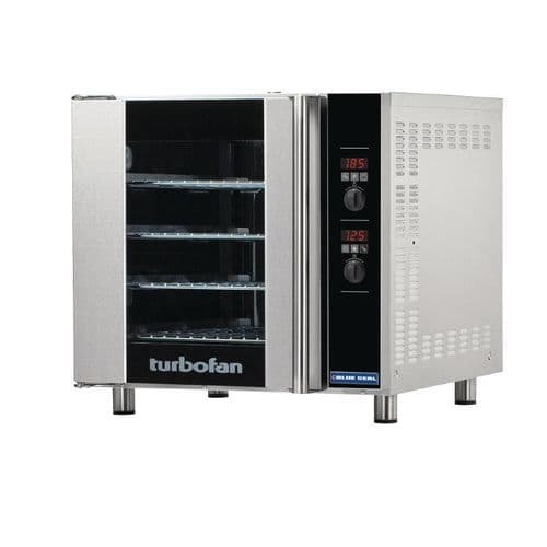 Blue Seal Turbofan Electric Convection Oven E32D4 - DL442