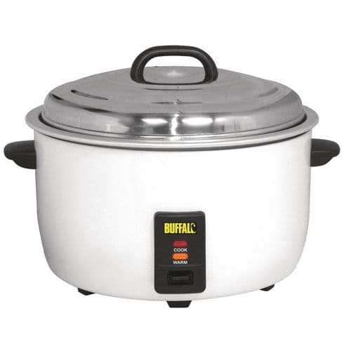 Buffalo Electric Rice Cooker 10Ltr - CB944