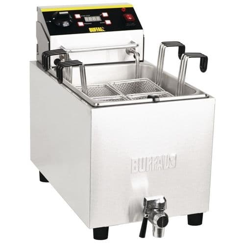 Buffalo Pasta Cooker with Timer - GH160