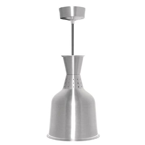 Buffalo Standard Heat Shade Silver Finish - DR756