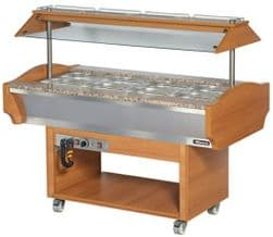 Buffet Displays - Refrigerated/Heated
