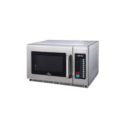 Chefmaster 34L 1800W Microwave Electric - HEB643