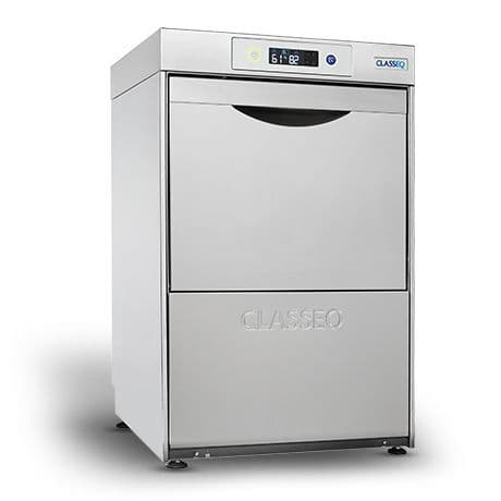 Classeq Under Counter Dishwasher with Drain Pump - D400DUO