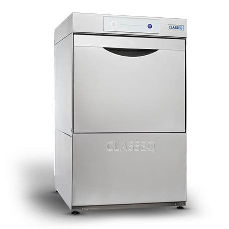 Classeq Under Counter Dishwasher with Drain Pump - D400P