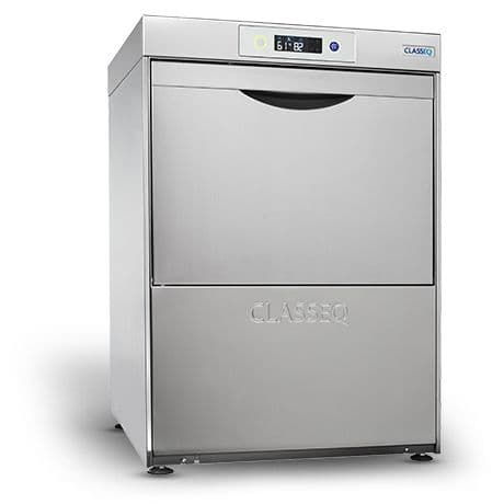 Classeq Under Counter Dishwasher with Drain Pump - D500DUO