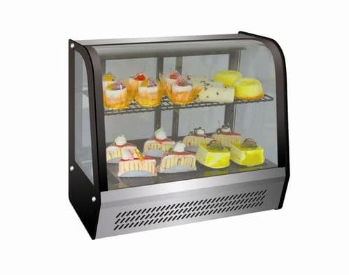 Combisteel Countertop Heated Food Display Merchandiser - 7450.0615