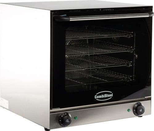 Combisteel Electric Convection Twin Fan Oven - 7500.0005