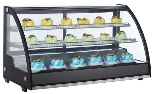 Combisteel Refrigerated Counter Top Display 201 Litre -  7487.0050