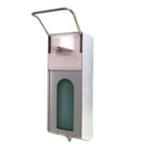 Combisteel Sanitiser Dispenser with Elbow Control - 7522.0045