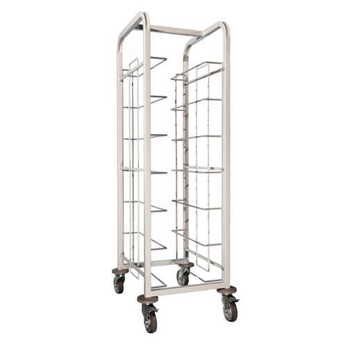 Craven Tray Clearing Trolley - GG137