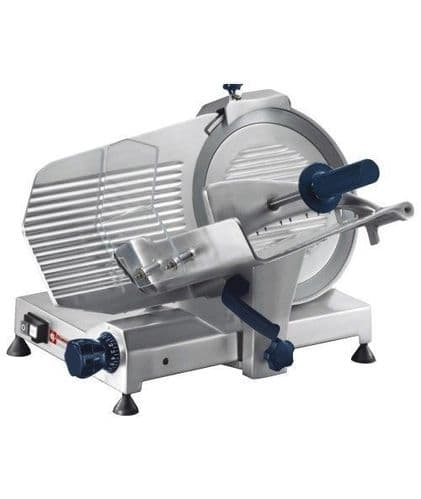 Diamond 300/BS Commercial Gravity Feed Meat Slicer 300mm / 12 Inches