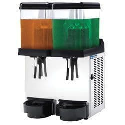 Diamond DD12/2B Drink Dispenser 2 x 9 Litres