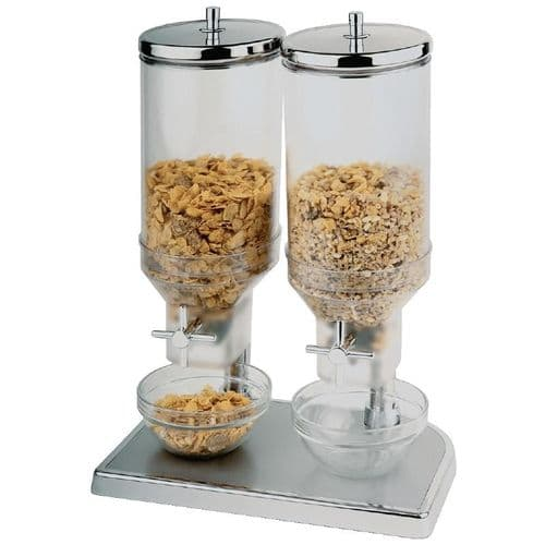 Double Cereal Dispenser - CF268