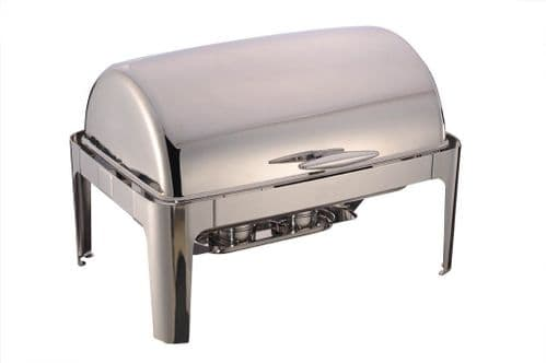 Empire 9Ltr Electric Full Size Roll Top Chaffing Dish - EMP-RA2301B