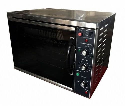 Empire Electric Large Convection Oven - 4 x 1/1 GN