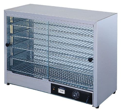 Empire Heated Pie Cabinet 640mm - DH-580