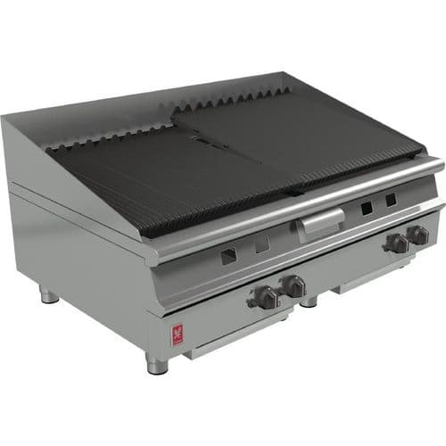 Falcon Dominator Plus Chargrill Natural Gas G31225 - GP029-N