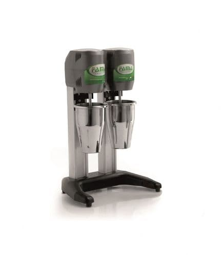 Fama MF4D Double Drink Mixer - Polycarb Cup