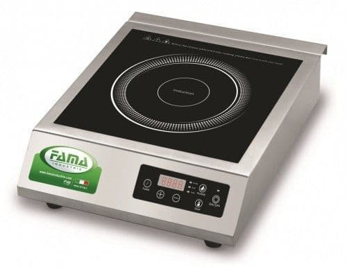 Fama PIND01 Press Touch 380 x 300mm Counter-Top Induction Hob