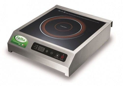 Fama PIND02 Touch Control 380 x 330mm Counter-Top Induction Hob