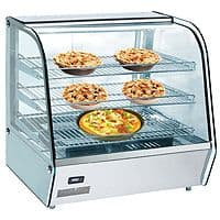 Heated Counter Top Displays