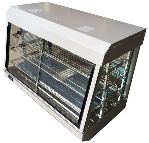 Heated Display Cabinet - R60-2H