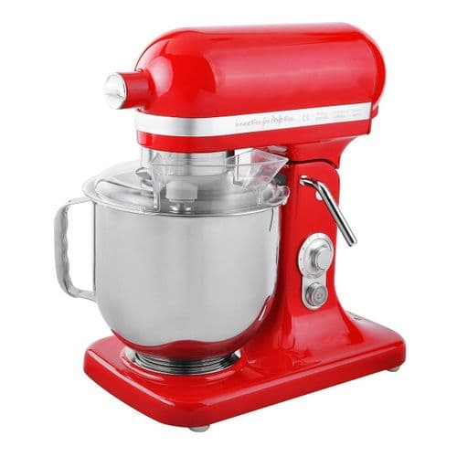 iMettos Counter Top Stand Mixer Red 7 Ltr - 901001