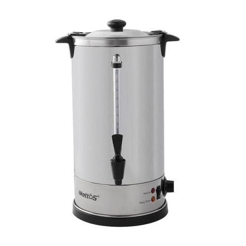 iMettos Water Boiler Double Layer 30 Ltr Urn - 501004