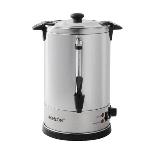iMettos Water Boiler Double Layer 6.8 Ltr Urn - 501001