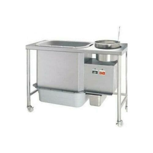Infernus Electric Automatic Breading Table - INFF-BT