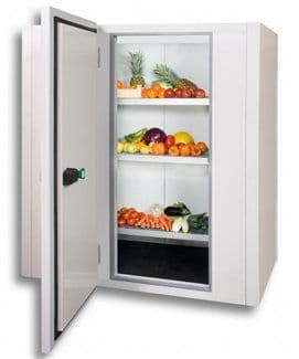 ISARK Refrigerated Cold Room - 1.7M