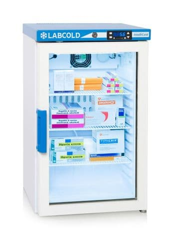 Labcold IntelliCold Benchtop Pharmacy Refrigerator 66 Litres - RLDG0210A