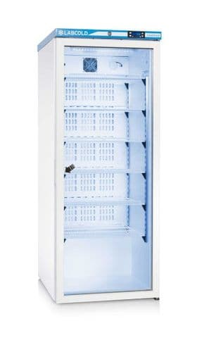 Labcold RLDG1010A IntelliCold Freestanding Pharmacy Display Refrigerator 340 Litres