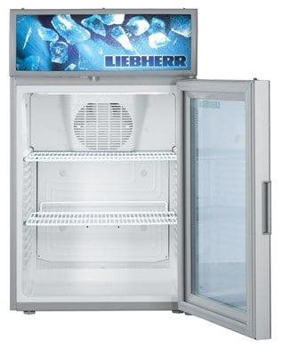 Liebherr BCDV1003 Forced-Air Counter-Top Refrigerator 85 Litres
